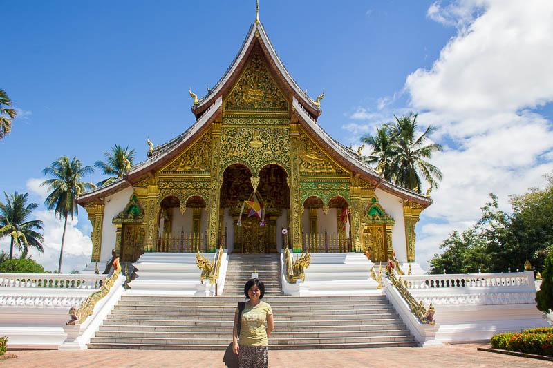 Luang Prabang Things to Do - Haw Phabang temple