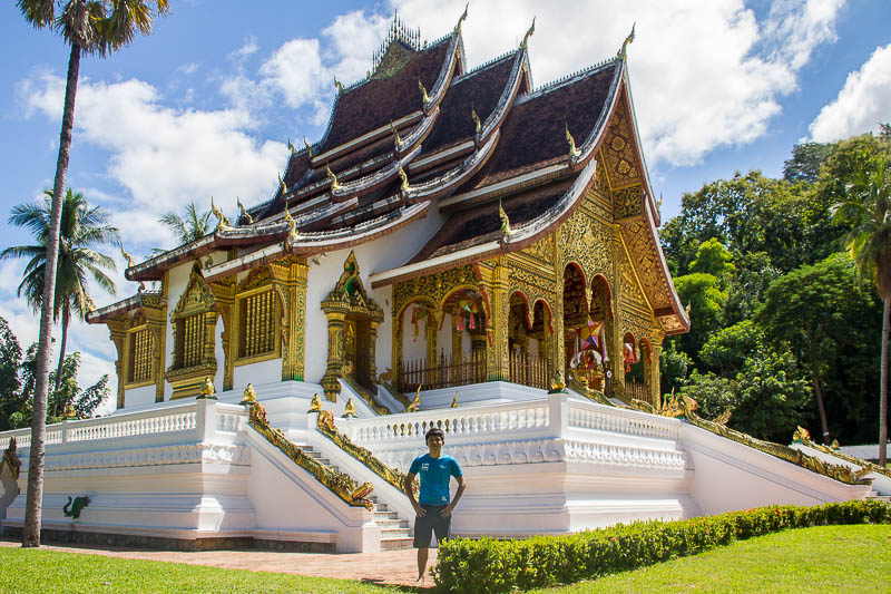 Luang Prabang Things to Do - Haw Prabang temple