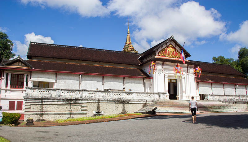 Luang Prabang Things to Do - Royal Palace Museum