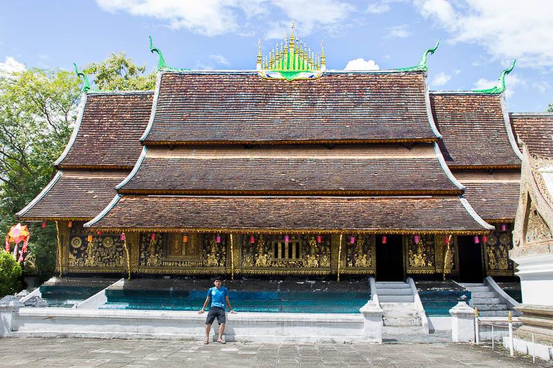 Luang Prabang Things to Do - Wat Xieng Thong