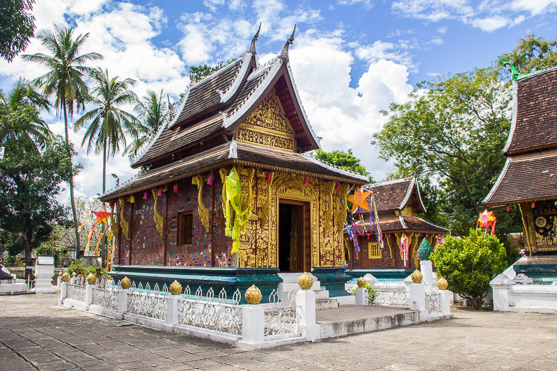 Luang Prabang Things to Do - Wat Xieng Thong