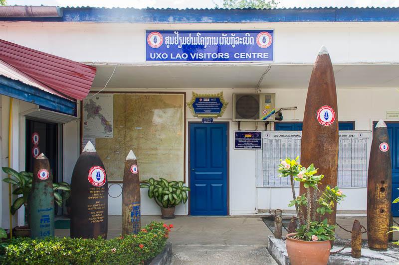 Luang Prabang Things to Do - UXO Lao Visitors Centre