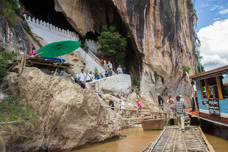 Pak Ou Caves Luang Prabang