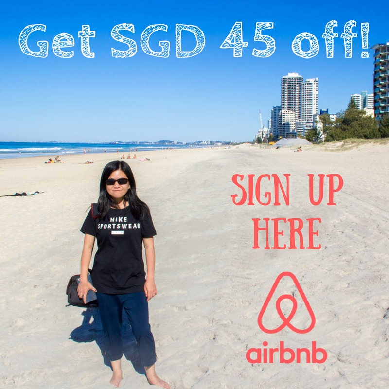 airbnb trevallog free credit