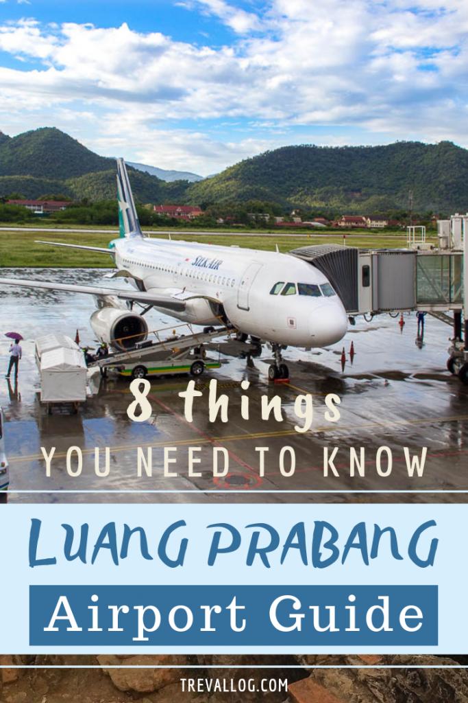 luang prabang airport guide