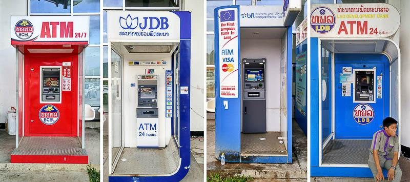Luang Prabang International Airport - ATM