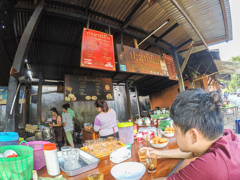 Luang Prabang Food - Pasaneyom