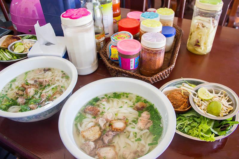 Luang Prabang Food - Phu Vao Road Pho
