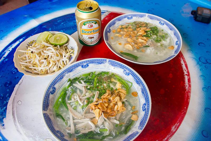 Luang Prabang Food - Xieng Thong Noodle
