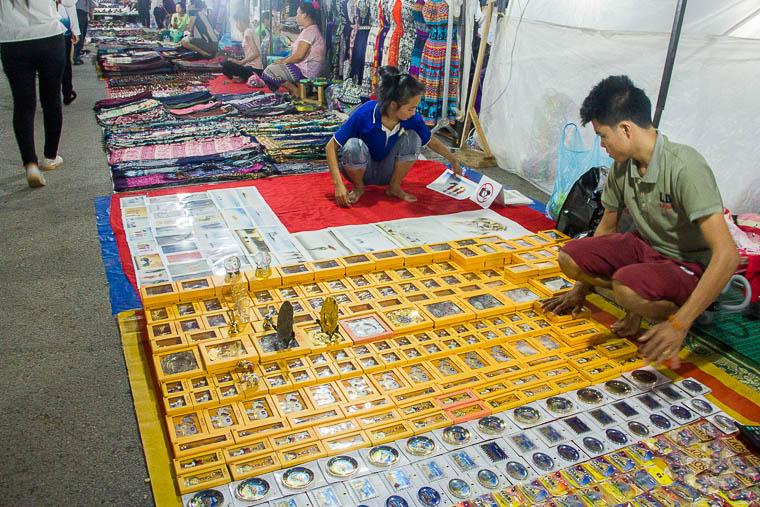 Luang Prabang Night Market - souvenirs