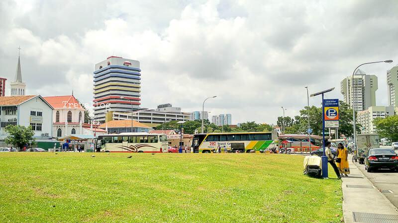 Queen Street Terminal Singapore
