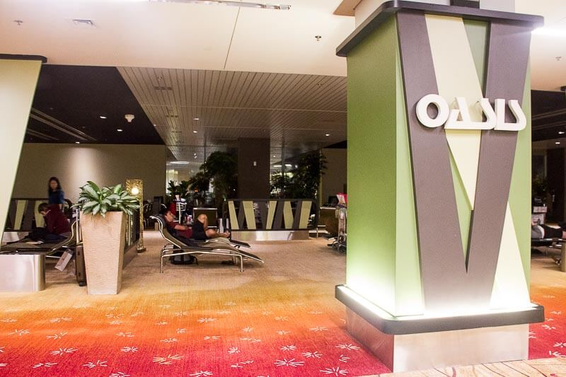 Things to Do in Changi Airport, Singapore - Terminal 2, Oasis snooze lounge