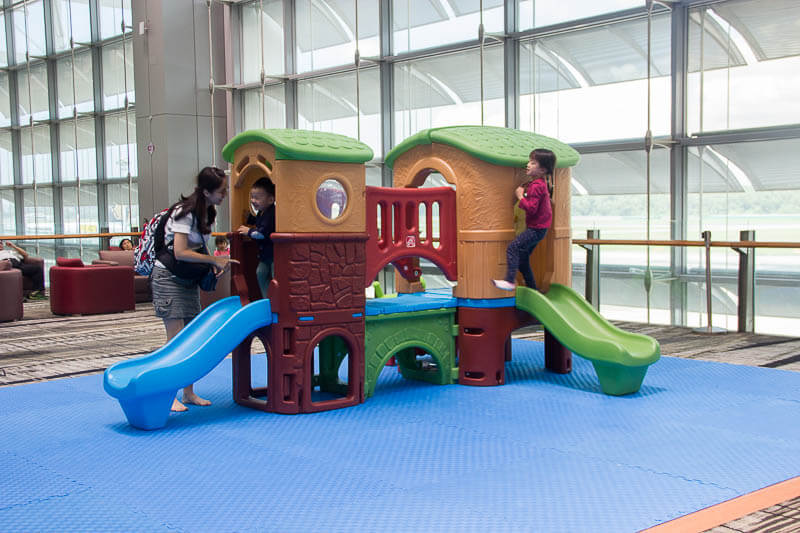 Things to Do in Changi Airport, Singapore - Terminal 3, Playground