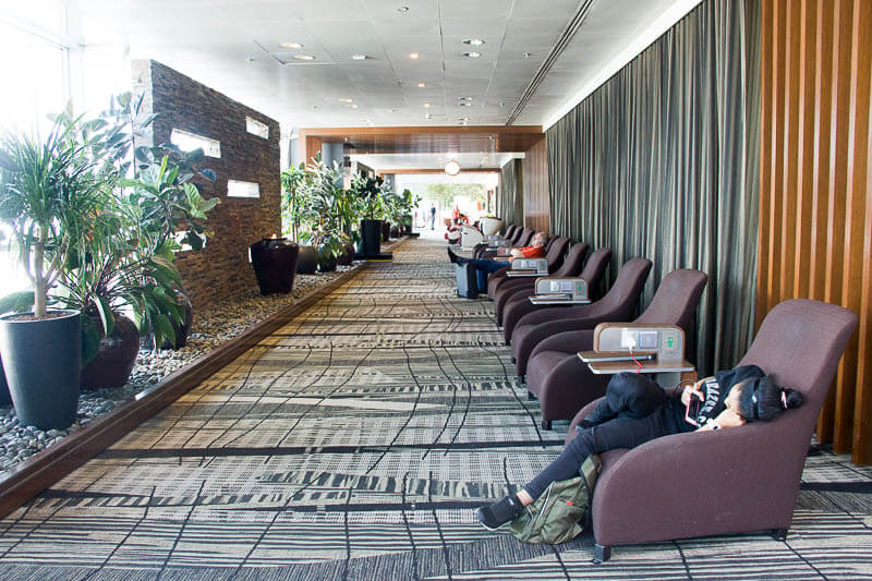 Things to Do in Changi Airport, Singapore - Terminal 3, Snooze Lounge