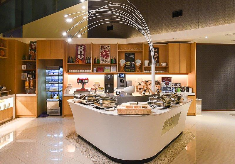 Things to do in Changi Airport Singapore Terminal 2 - Ambassador Transit Lounge T2