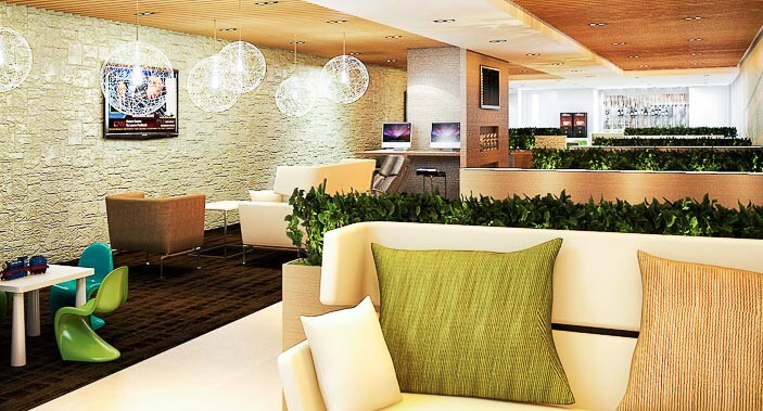 Things to do in Changi Airport Singapore Terminal 3 - The Haven by JetQuay Lounge