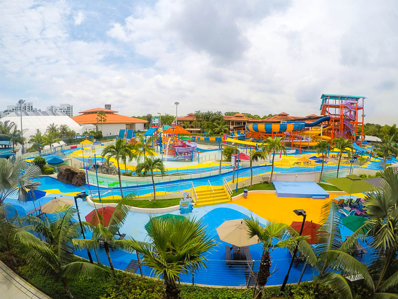 Wild Wild Wet Waterpark Singapore
