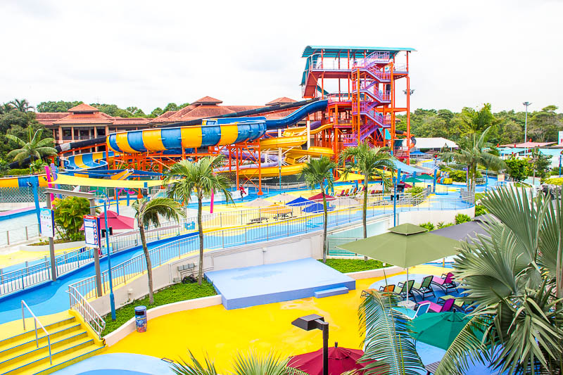 Wild Wild Wet Waterpark Singapore - Ular Lah