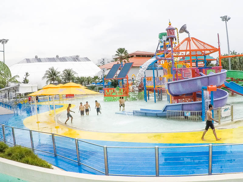 10 Things You Should Know Before Visiting Wild Wild Wet Waterpark Singapore Trevallog