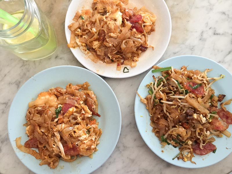 Penang is Special - Jalan Siam char kuey teow
