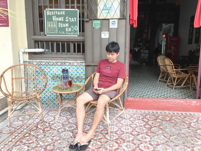 Penang is Special - muntri guesthouse