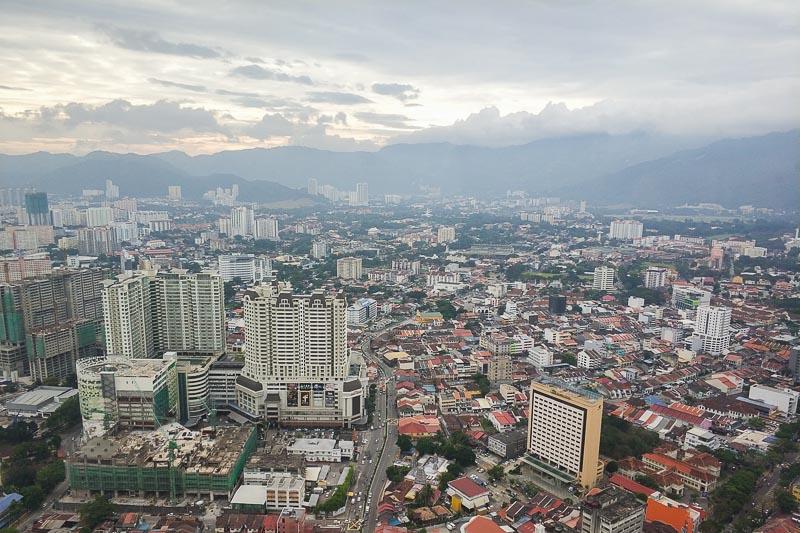 Penang is Special - komtar level 55