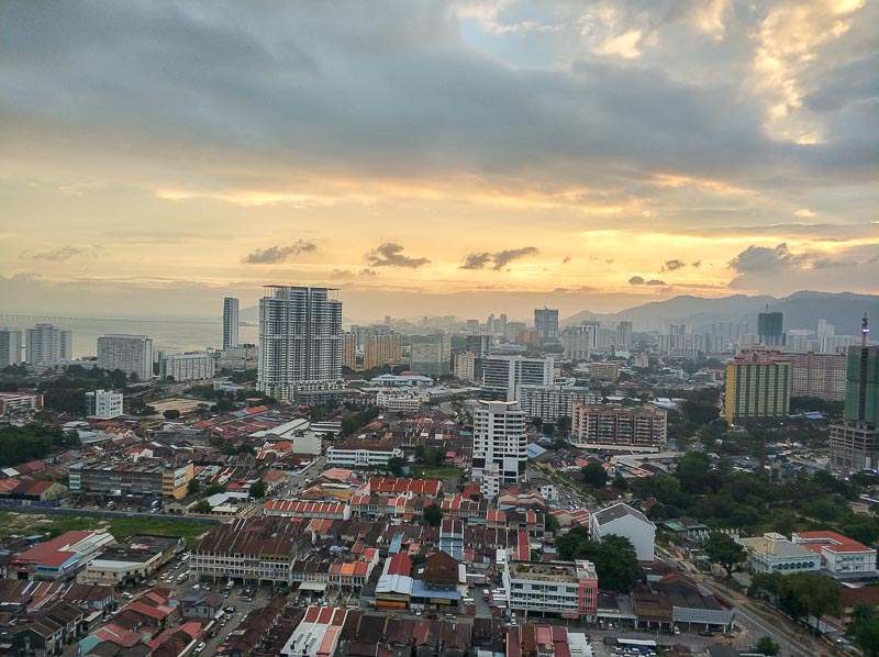Penang is Special - the wembley dsrt room rooftop
