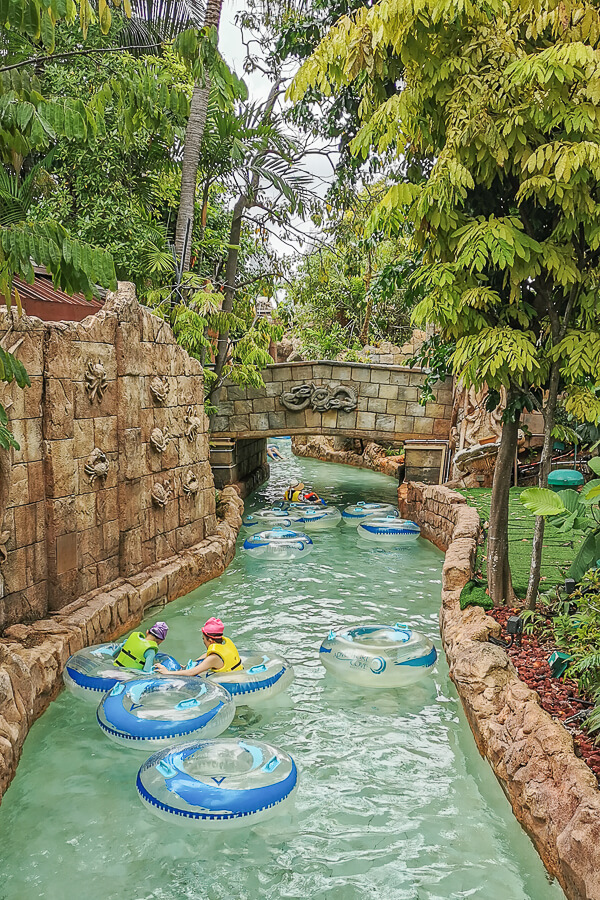 Adventure Cove - Adventure River