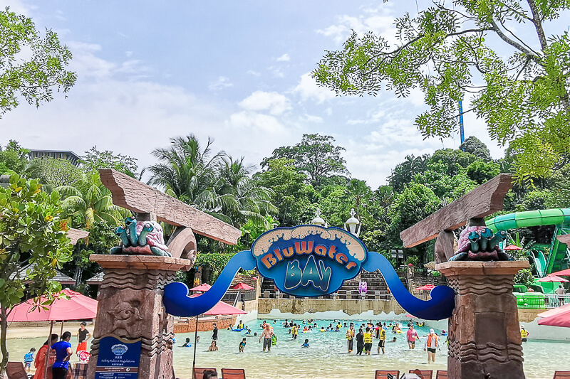 Adventure Cove - Bluwater Bay