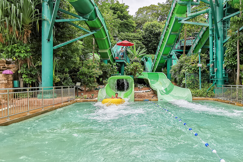 Adventure Cove - Tidal Twister