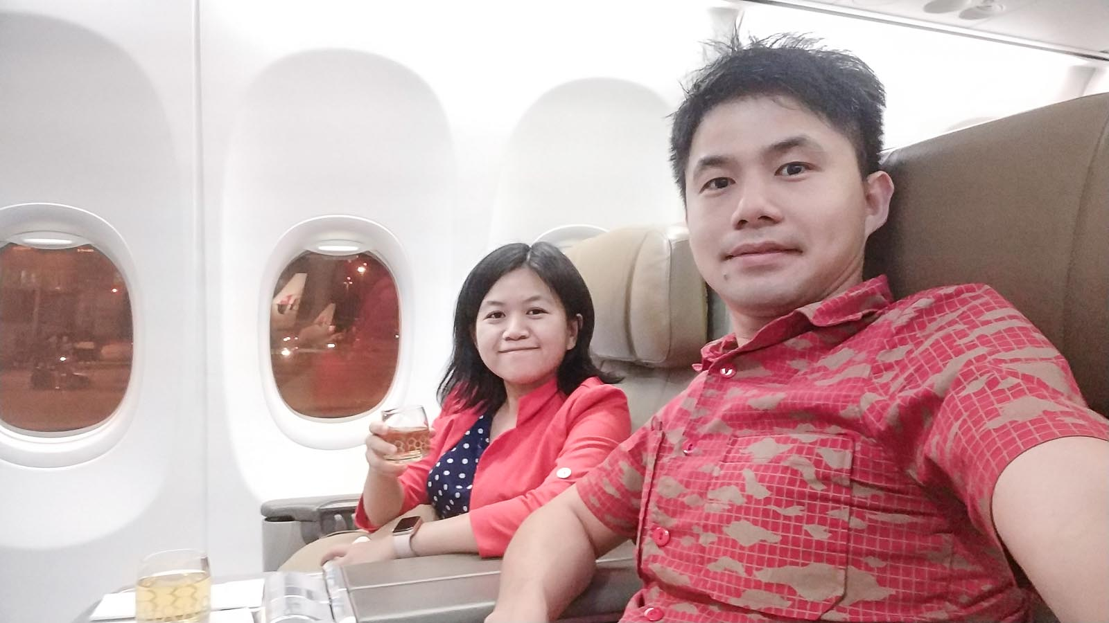 Malindo Air Business Class Review