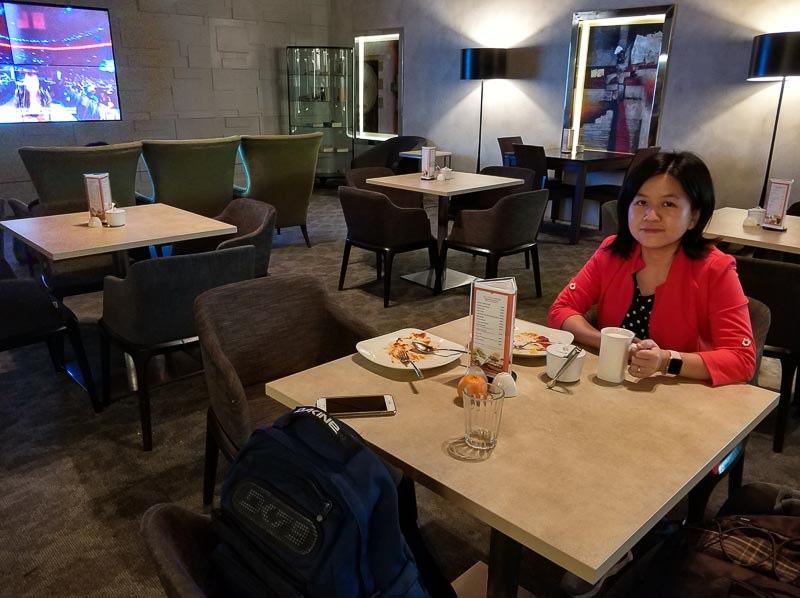 Malindo Air Business Class Lounge
