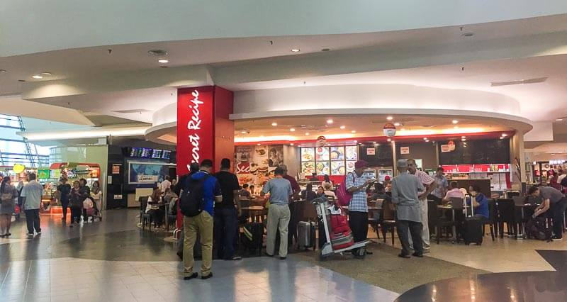 Penang International Airport: Secret Recipe