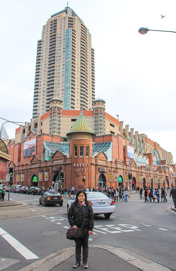 Paddy's Market Sydney