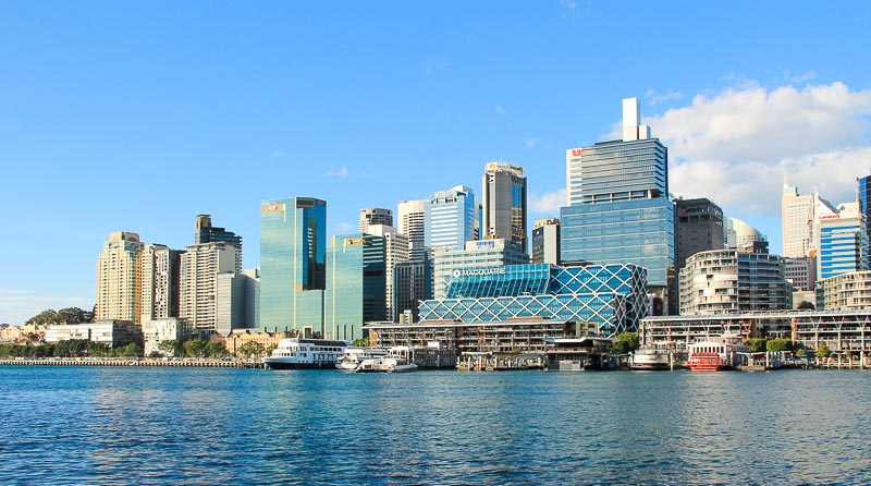 darling harbour sydney