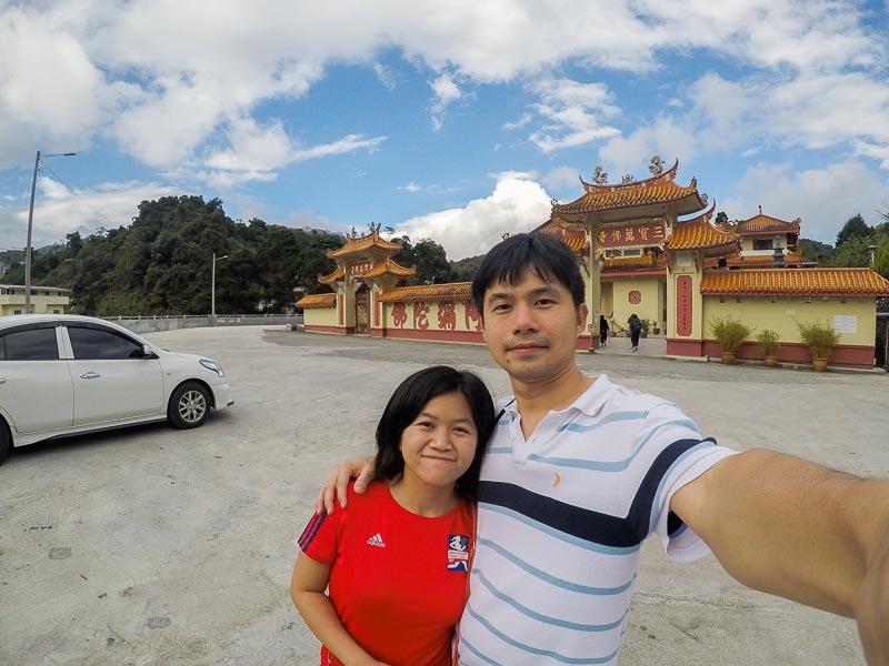 Sam poh temple, brinchang, cameron highlands, malaysia