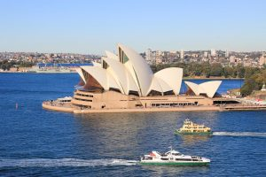 Exploring the Chilly Sydney in Photos
