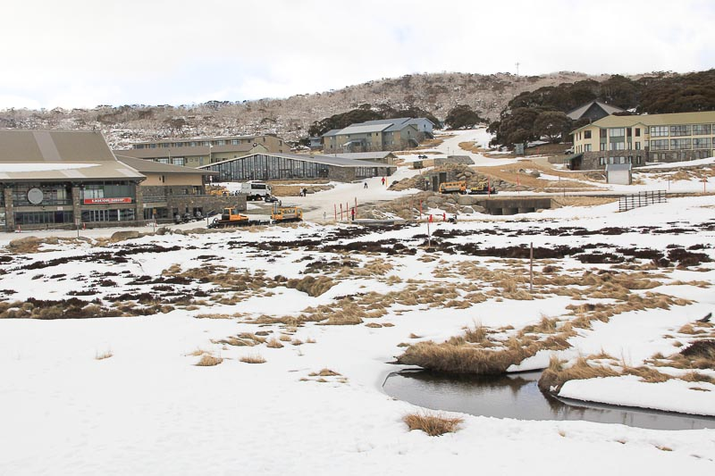 Snowy Mountains Perisher, Australia