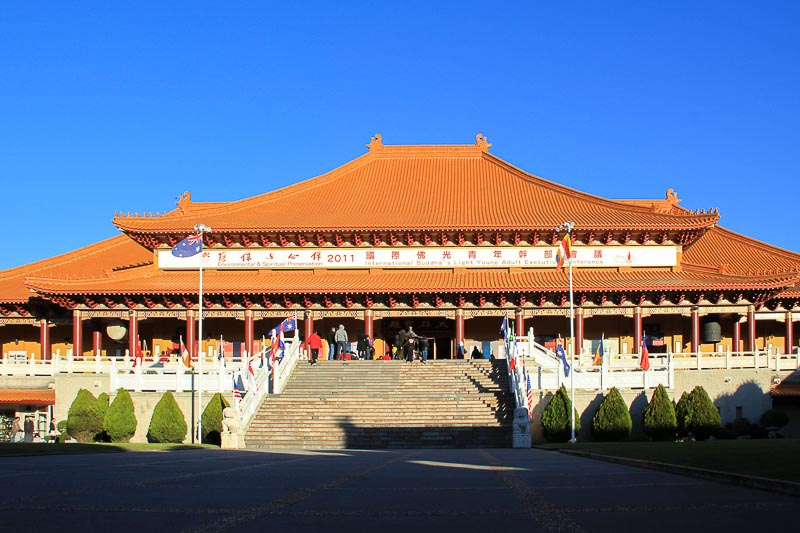 Nan Tien Temple in Wollongong