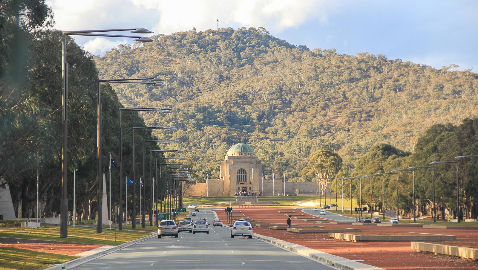 Canberra in a Day