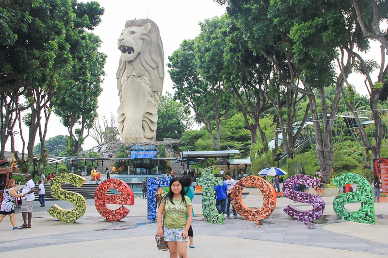 Places to Visit in Singapore for Outdoor Adventure Lovers - Sentosa