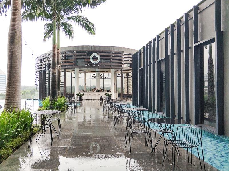 The Carvery, Park Hotel Alexandra - exterior