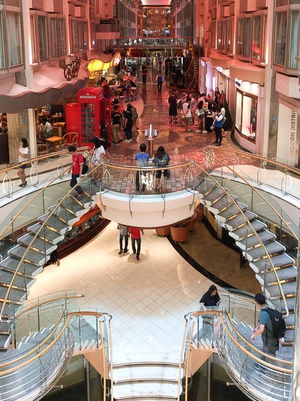 Voyager of the Seas - Singapore Penang 4 days 3 nights