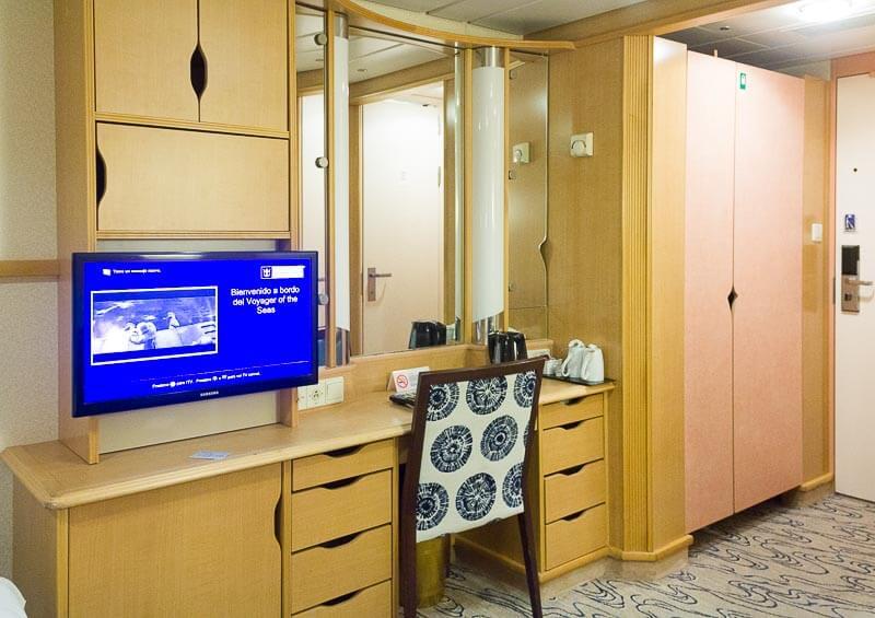 Voyager of the Seas - Singapore Penang 4 days 3 nights - stateroom