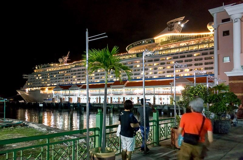 Voyager of the Seas - Singapore Penang 4 days 3 nights - penang hill