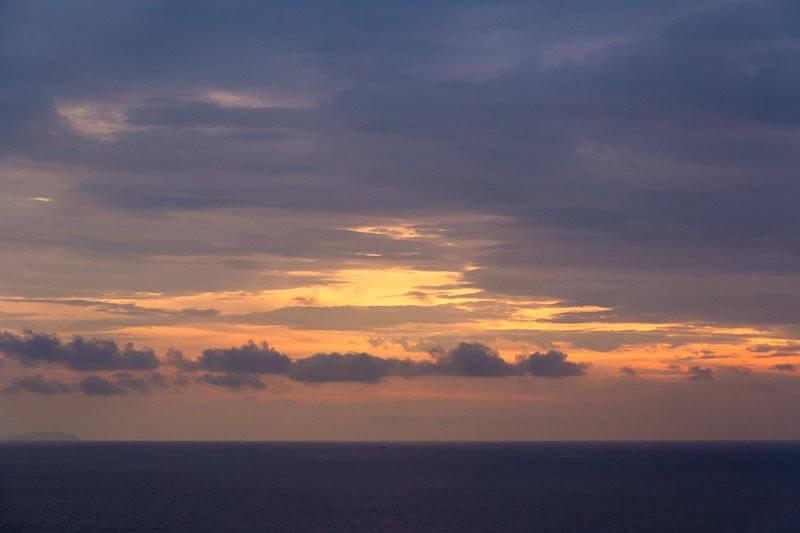 Voyager of the Seas - Singapore Penang 4 days 3 nights - sunrise