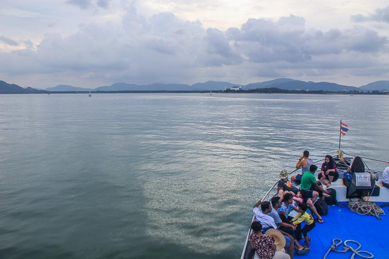 Phi Phi Cruiser Ferry