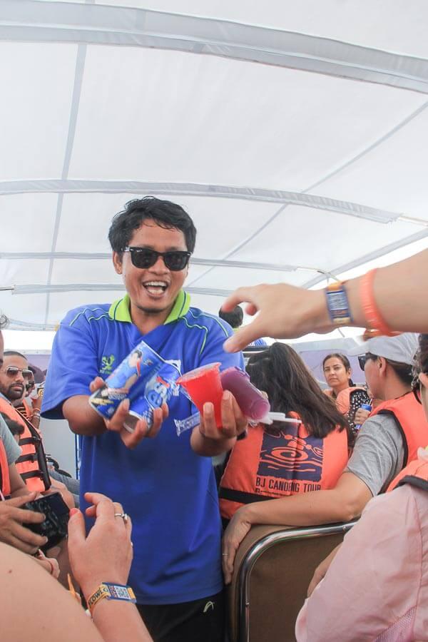 James Bond Island and Phang Nga Bay Tour from Phuket - on speed boat
