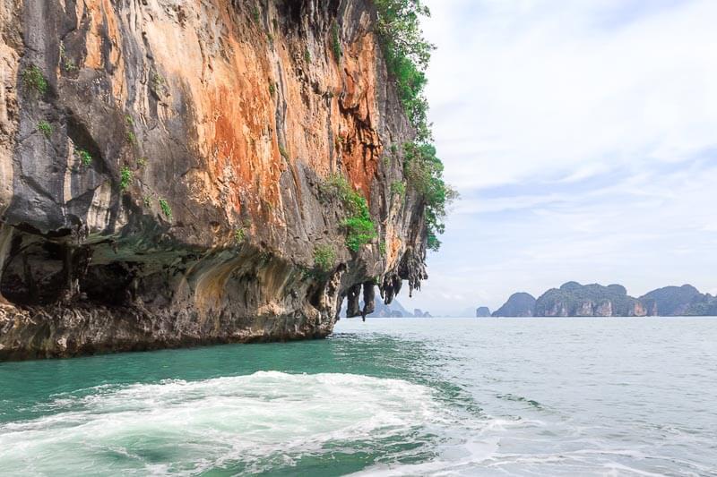 James Bond Island and Phang Nga Bay Tour from Phuket - phang nga bay