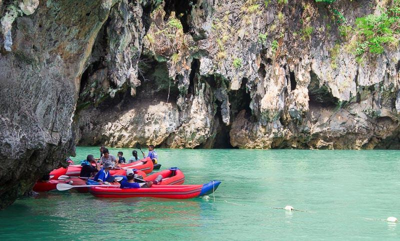 Visiting James Bond Island And Phang Nga Bay On A Day Tour